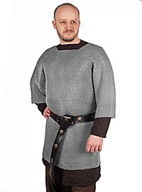 Chain mail shirt - Knight