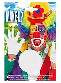Make-Up Foundation white