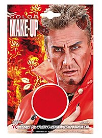 Make-Up Grundierung rot Make-up