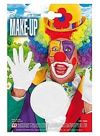 Make-Up Grundierung weiß Make-up
