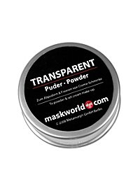 Make-up Puder Transparent