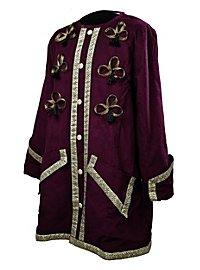Manteau de capitaine bordeaux