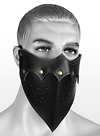 Masque en cuir - Assassin