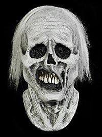Masque de cadavre putréfié en latex