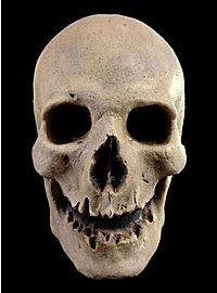 Masque de crâne ancien
