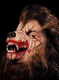 Masque de loup-garou Special FX en mousse de latex