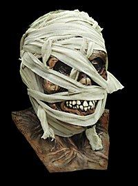 Masque de momie égyptienne en latex