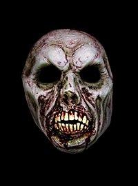 Masque de zombie méchant en latex