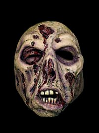 Masque de zombie putréfié en latex
