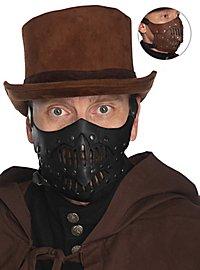 Masque en cuir - Cannibale