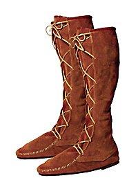 Suede boots - Hawkeye