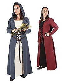Dress with hood - Hestia