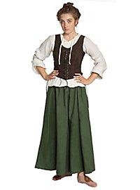 Mittelalter Kostüm - Halblingsdame