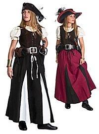 Mittelalter Kostüm - Räuberin