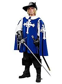 Wappenrock - Musketier, blau