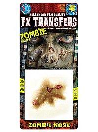 Nez de zombie 3D FX Transfers