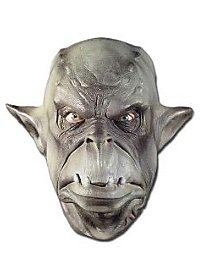 Orc green Mask
