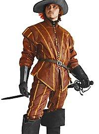 Pantalon cuir D'Artagnan