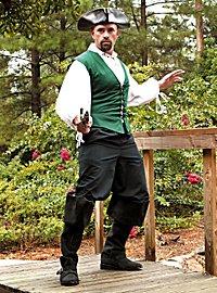 Pantalon de pirate noir