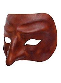 Pantalone de cuoio Commedia dell´Arte Leather Mask