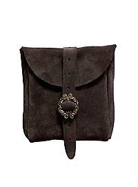 Petite sacoche de ceinture - Paysan (marron foncé)
