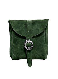 Petite sacoche de ceinture - Paysan (verte)