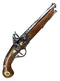 Réplique de pistolet de pirate