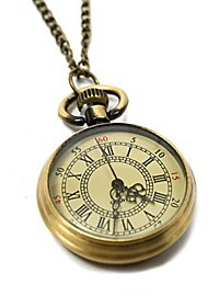 Pocket watch banker