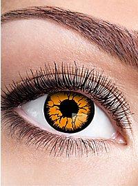 Pumpkin Kontaktlinse mit Dioptrien