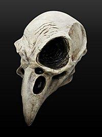 Raven Skull Latex Full Mask