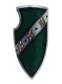 Gralsritterschild grün Polsterwaffe