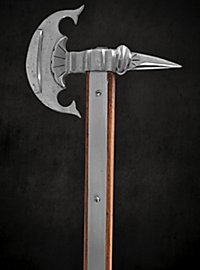 Renaissance battle axe with raven beak - B-Ware