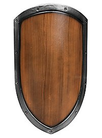 RFB Kite Shield - Wood - 60 x 36 cm