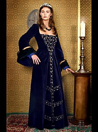 Robe «reine de France» Déguisement