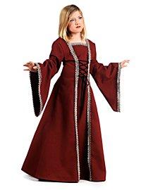 Robe médiévale pour enfant