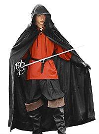 Cloak - Malatesta, black