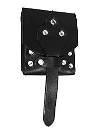 Sacoche de ceinture - Vigne (noir)