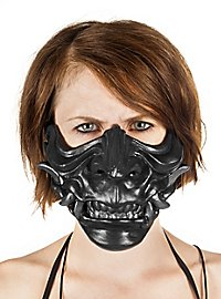 Samurai mask (black)