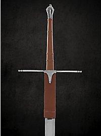 Schottisches Claymore mit Leder umwickeltem Griff - B-Ware
