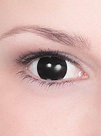 Schwarzes Auge Kontaktlinsen