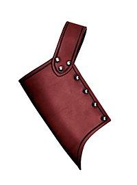 Schwerthalter - Knappe rot