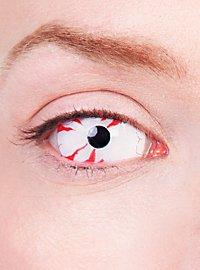 Sclera Blutflecken Kontaktlinsen