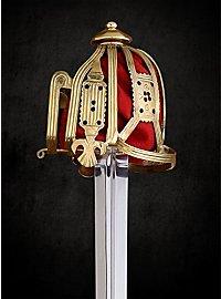 Scottish Basket Hilt Sword