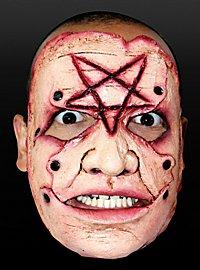Serienkiller Charly Maske aus Latex