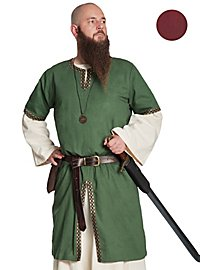Medieval shortsleeved tunic - Gernot