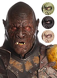 Silicone orc mask - Grakharr
