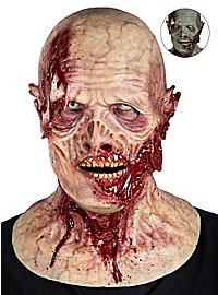 Silicone zombie mask - Walker