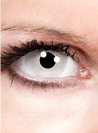 Lentilles de contact Sorcière grises