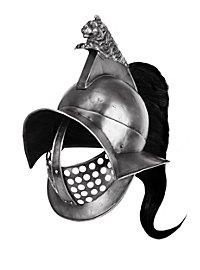 Spartacus Gladiator Helm aus Stahl