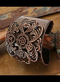 Steampunk Armband copper